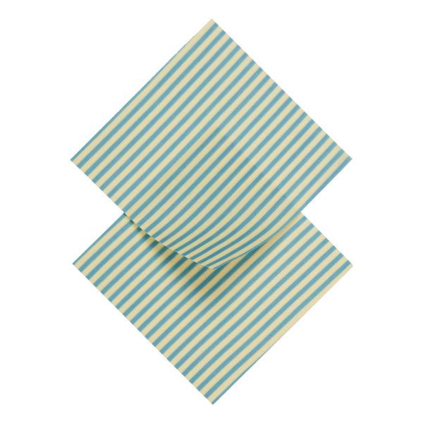 Bienenwachstuch M Aqua