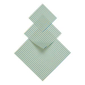 Bienenwachstuch Set Aqua